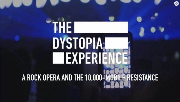 「THE DYSTOPIA EXPERIENCE」